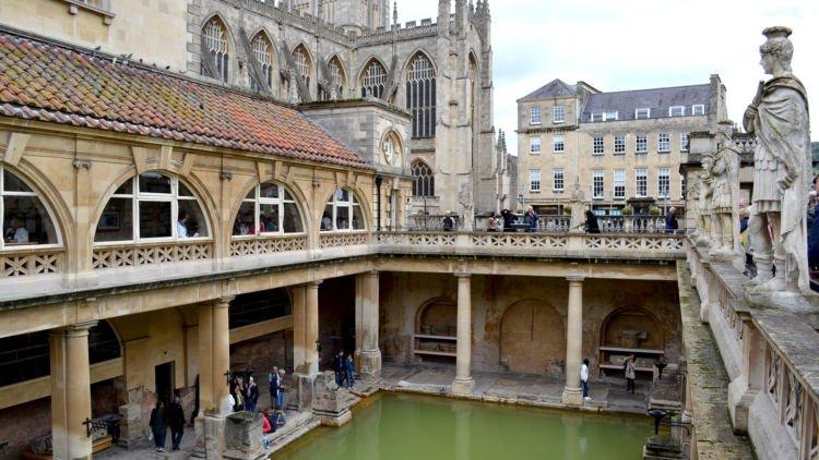 Bath Kota Paling Cantik Di Inggris Terkenal Dengan Nuansa