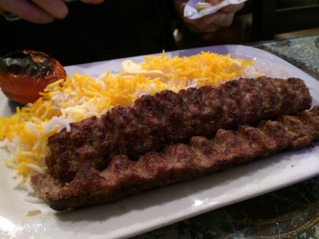 Daging Steak yang bikin kenyang