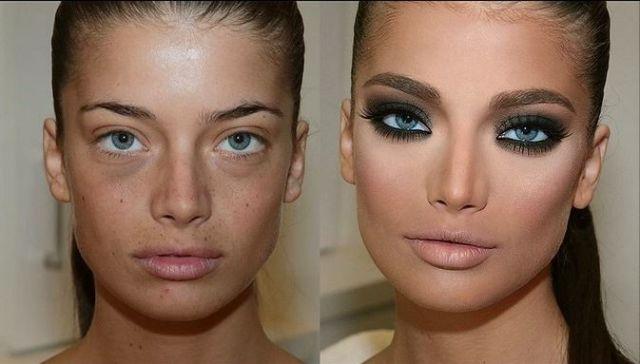 Skill makeup tidak hanya bisa dilakukan wanita, tapi juga pria