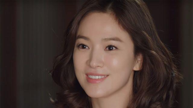 Mulusnya Wajah Song Hye Kyo