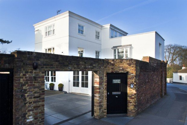 Rumah Harry Styles London
