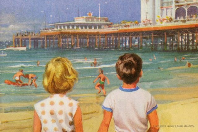 Traditional seaside holidays