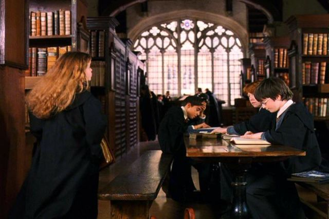 Perpustakaan Duke Humfrey