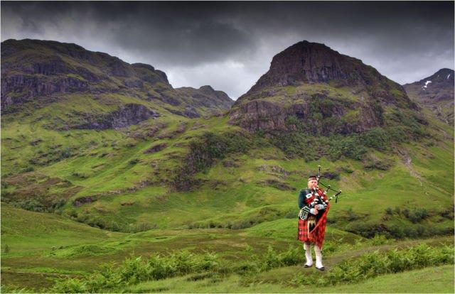 Glen coe, Skotlandia