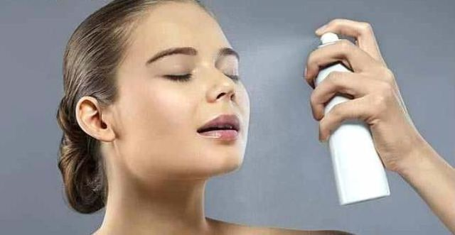 Jangan Lupa Finishing dengan Setting Spray