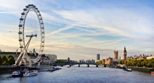 Panorama London Eye
