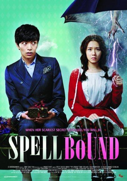 Salah satu poster Spellbound