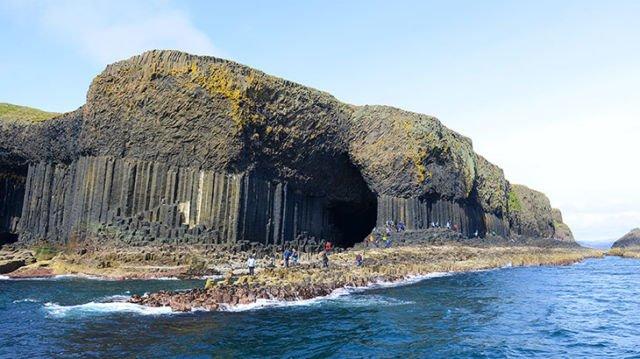 Fingal's Cave, Skotlandia