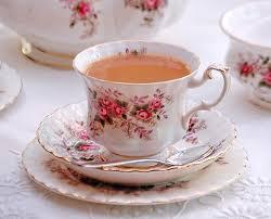 Secangkir teh legit