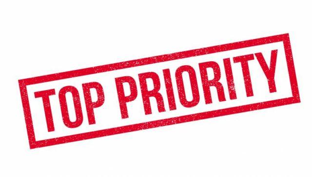 Ilustrasi TOP Priority