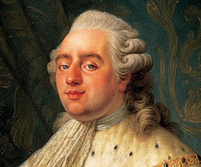 Raja Louis pencetus wig dari tanah Eropa