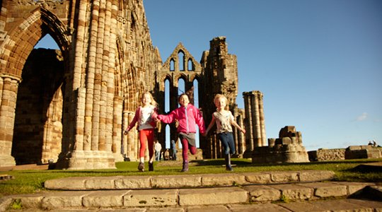 Panorama di 'Whitby Abbey'