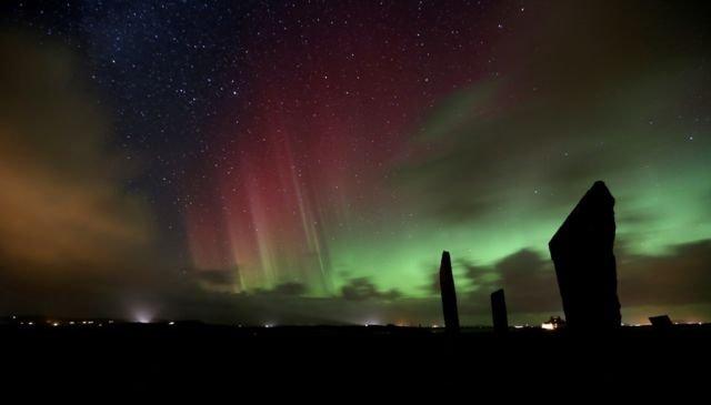 Kepulauan Orkney dan Aurora