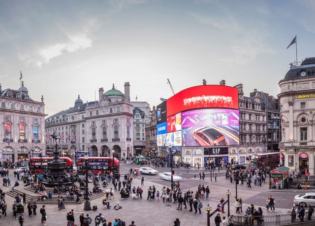 Piccadily Circus