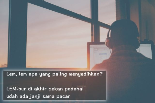 quotes ini mewakili realita pekerja fresh graduate jleb banget