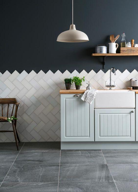 keramik dinding minimalis