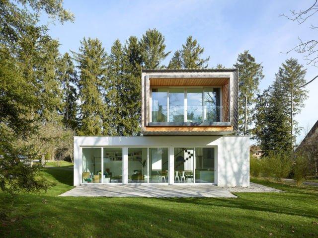 rumah gaya modern