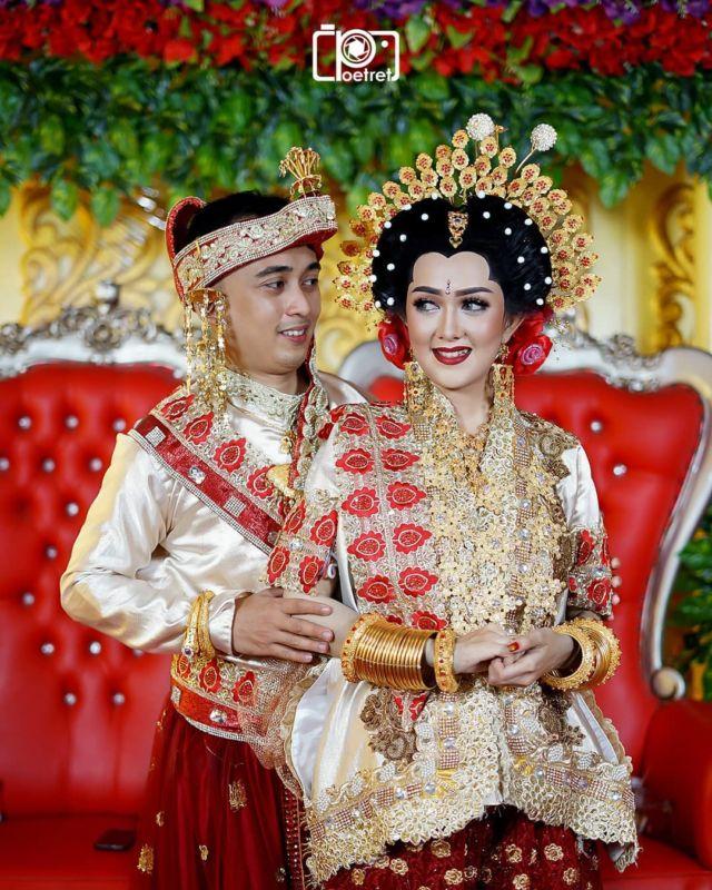 78 Model Baju Bodo Pengantin Makassar Paling Hist