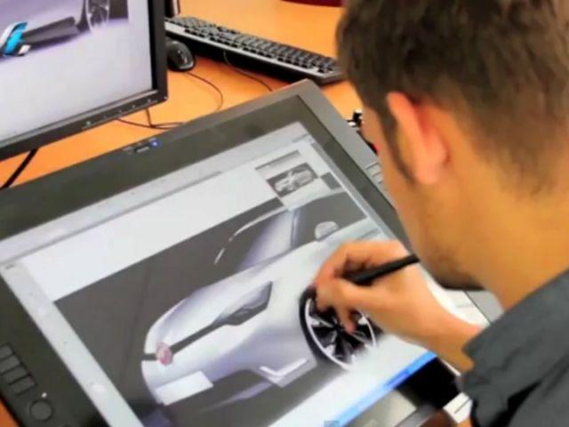 automotive designer