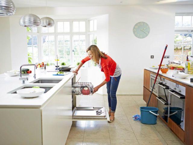 bersihkan rumah dengan planning