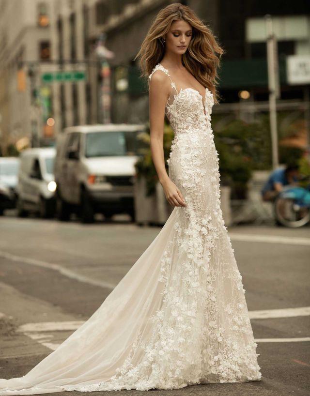 Model gaun yang modern & glamour