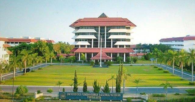 Rektorat UPN Yang Ikonik
