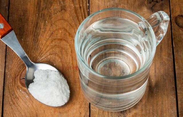 Air dan Garam