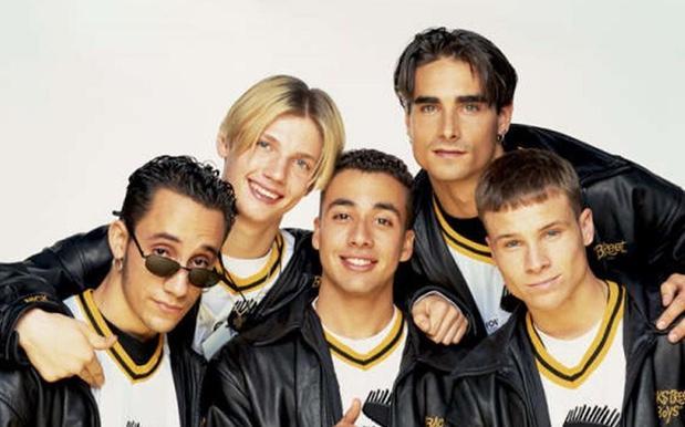 Backstreet Boys mempunyai Nick Carter sebagai visual member.