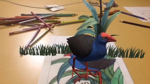 Quiver 3D Coloring App