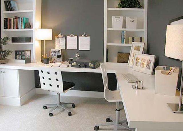 buat ruang kerja senyaman mungkin