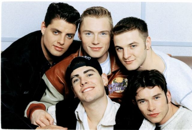 Boyzone melejit di pertengahan 1990an