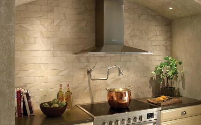Wajib Lirik 12 Inspirasi Dinding Keramik Dapur Ini Bisa