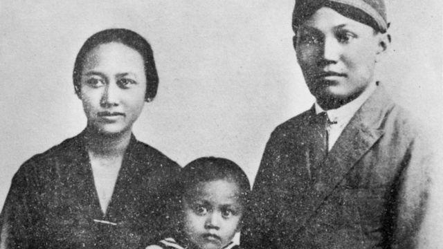 keluarga R.A Kartini
