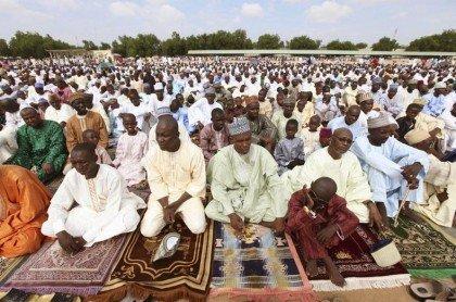 Niger Muslims