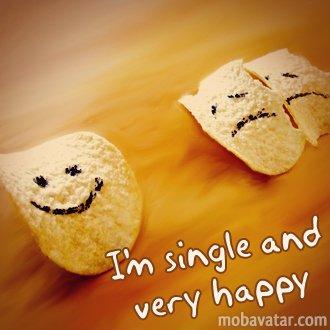 Keep calm. I am single and very happy.