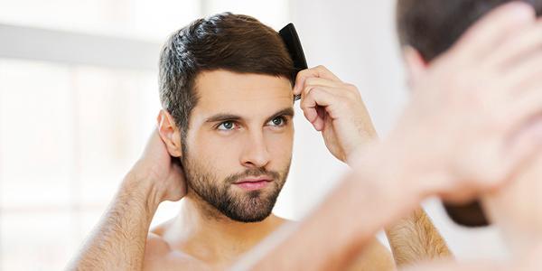 kebersihan rambut