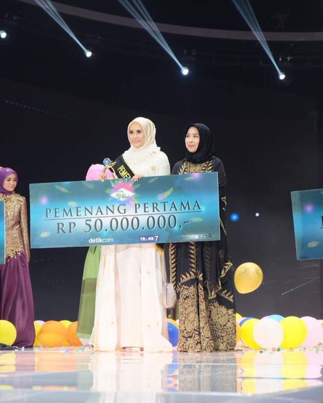 Pemenang Sunsilk Hijab Hunt 2017
