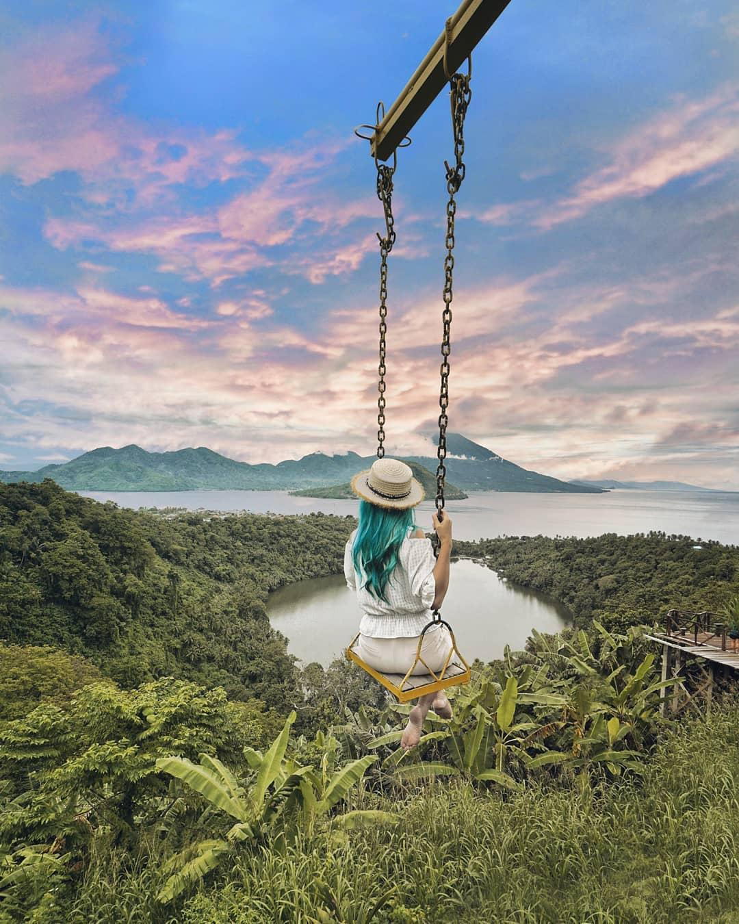 9 Destinasi Wisata Cantik Di Ternate Dan Tidore Surga