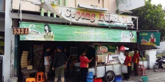 Lumpia Semarang bikin ketagihan