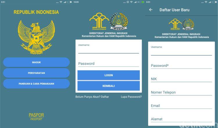 Begini Cara Pembuatan Paspor Secara Online Di Tahun 2018 Simak Syarat Dan Langkah Langkahnya Ya