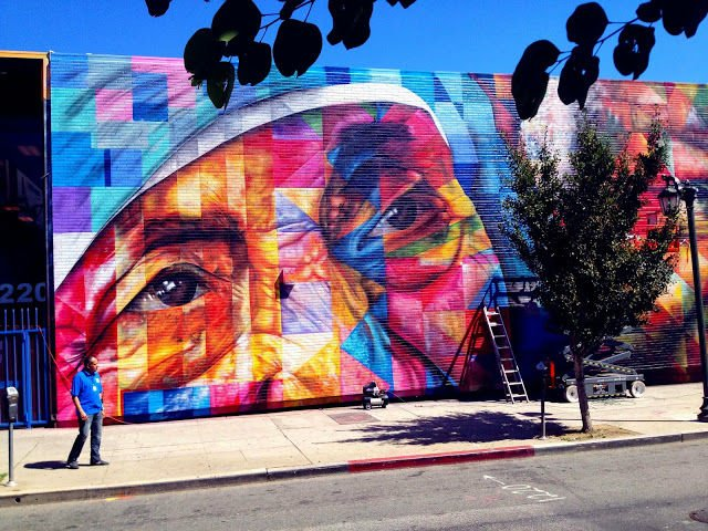 kobra mural street