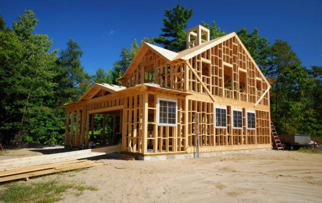 konstruksi rumah