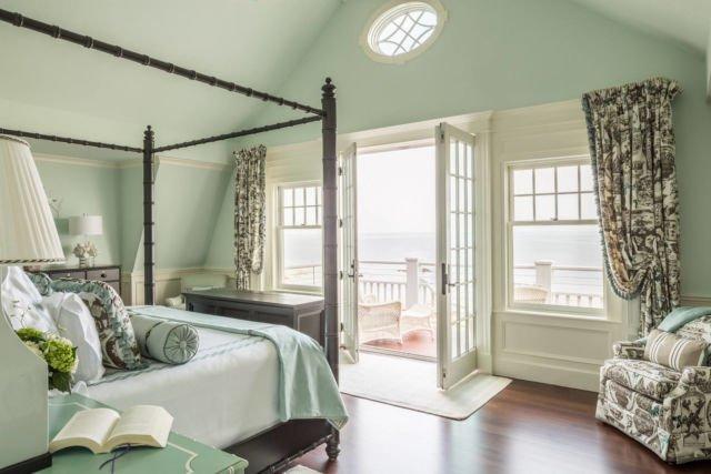 Kombinasi Warna Cat Rumah Hijau Tua  13 warna cat dinding untuk mengelabui kamar kost sempit