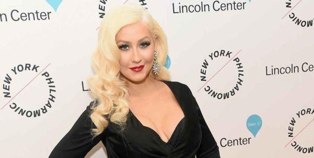 Diet mengerikan selebriti dunia - Christina Aguilera