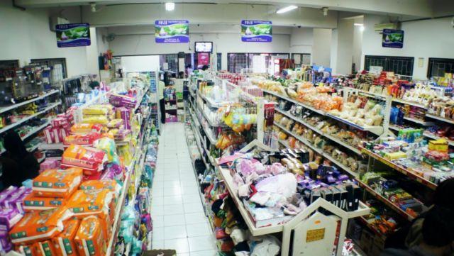 Kondisi Minimarket Kopma UNY