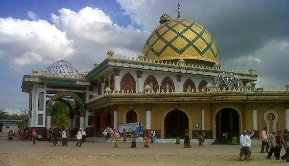 Masjid Syaichona Cholil Bangkalan