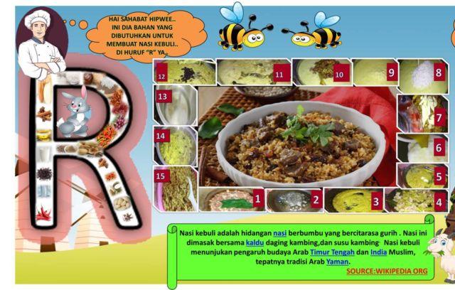 Nasi Kebuli Daging
