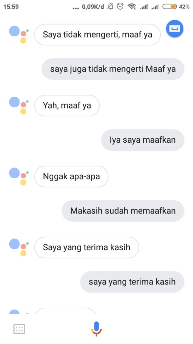 10 Obrolan Bareng Google Assistant Ini Bikin Gagal Fokus Sekaligus