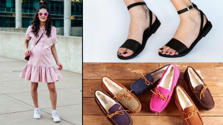 78+ Aneka Contoh Model Sepatu Untuk Wanita Hamil Terlihat Keren