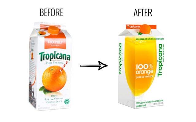 re-branding kemasan suatu produk